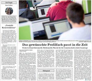 ABB Zeitungsartikel
