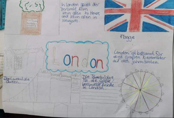 Entdeckungsreise London