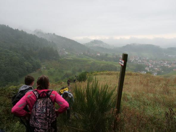 Wanderung Lerngruppe 5